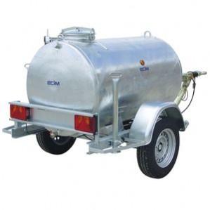 Remorque citerne à eau 500 L
