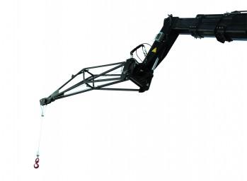 Potence pour chariot telescopique