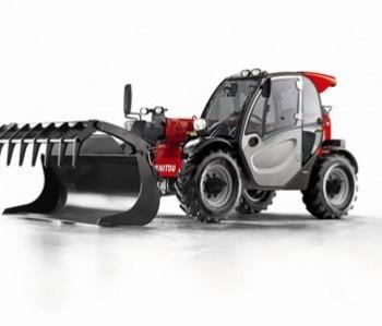 Chariot télescopique agricole 6M/2T5