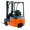 Chariot élévateur industriel électrique 3 roues 1T5/1T8