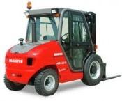 Chariot semi industriel 2T5