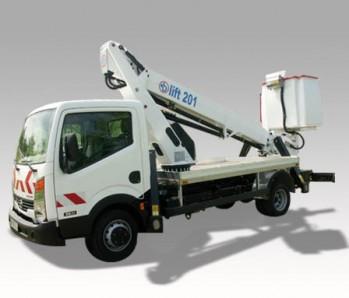 Camion nacelle VL 20M